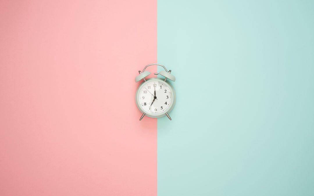 Időbeli elhatárolás elmélete
